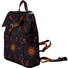 Ornament Background Tender Web Buckle Everyday Backpack