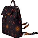 Ornament Background Tender Web Buckle Everyday Backpack View1