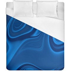 Rendering Streak Wave Background Duvet Cover (california King Size)
