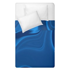 Rendering Streak Wave Background Duvet Cover Double Side (single Size)