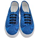 Rendering Streak Wave Background Women s Classic Low Top Sneakers View1