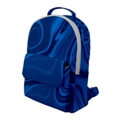 Rendering Streak Wave Background Flap Pocket Backpack (large)