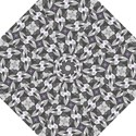 Ornament Pattern Background Folding Umbrellas View1