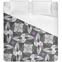 Ornament Pattern Background Duvet Cover (king Size)