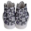 Ornament Pattern Background Women s Hi-Top Skate Sneakers View4