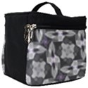Ornament Pattern Background Make Up Travel Bag (Big) View1