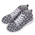Ornament Pattern Background Men s Lightweight High Top Sneakers View2