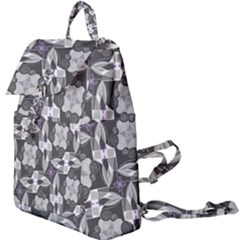 Ornament Pattern Background Buckle Everyday Backpack