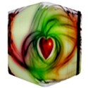 Heart Love Luck Abstract Apple iPad 2 Flip Case View4