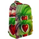 Heart Love Luck Abstract Classic Backpack View2