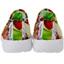 Heart Love Luck Abstract Kids  Slip On Sneakers View4