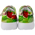 Heart Love Luck Abstract Kids  Velcro Strap Shoes View4