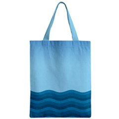 Making Waves Classic Tote Bag by WensdaiAddamns