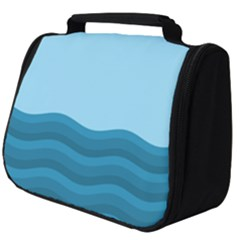 Making Waves Full Print Travel Pouch (big) by WensdaiAddamns