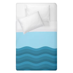 Making Waves Duvet Cover (single Size) by WensdaiAddamns