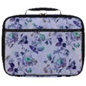Vintage Roses Purple Full Print Lunch Bag View1