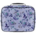 Vintage Roses Purple Full Print Lunch Bag View2