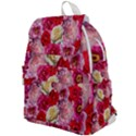 Bed Of Roses Top Flap Backpack View1