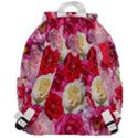 Bed Of Roses Top Flap Backpack View3