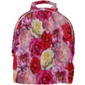 Bed Of Roses Mini Full Print Backpack View1