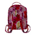 Bed Of Roses Flap Pocket Backpack (Small) View3