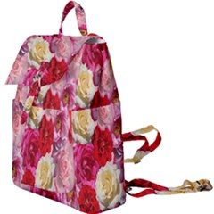 Bed Of Roses Buckle Everyday Backpack