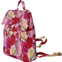 Bed Of Roses Buckle Everyday Backpack View1