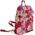 Bed Of Roses Buckle Everyday Backpack View2