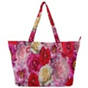 Bed Of Roses Full Print Shoulder Bag View1