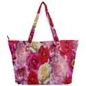 Bed Of Roses Full Print Shoulder Bag View2
