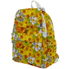 Daffodil Surprise Top Flap Backpack