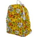 Daffodil Surprise Top Flap Backpack View1