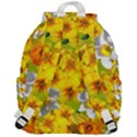 Daffodil Surprise Top Flap Backpack View3