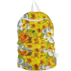 Daffodil Surprise Foldable Lightweight Backpack