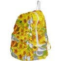 Daffodil Surprise Foldable Lightweight Backpack View4
