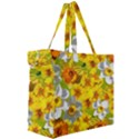 Daffodil Surprise Canvas Travel Bag View3