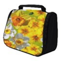 Daffodil Surprise Full Print Travel Pouch (Small) View1