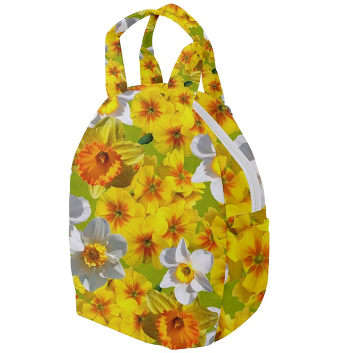 Daffodil Surprise Travel Backpacks