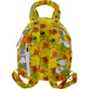 Daffodil Surprise Travel Backpacks View2