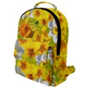 Daffodil Surprise Flap Pocket Backpack (Small) View1