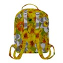 Daffodil Surprise Flap Pocket Backpack (Small) View3