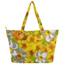 Daffodil Surprise Full Print Shoulder Bag View2