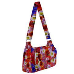 Multicolored Daisies Post Office Delivery Bag