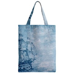 Sail Away   Vintage   Classic Tote Bag