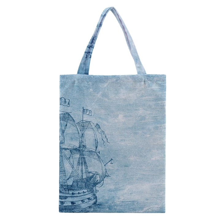Sail Away - Vintage - Classic Tote Bag