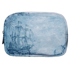 Sail Away   Vintage   Make Up Pouch (small)