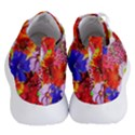 Multicolored Daisies Women s Lightweight High Top Sneakers View4