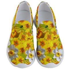 Daffodil Surprise Men s Lightweight Slip Ons