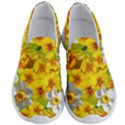 Daffodil Surprise Men s Lightweight Slip Ons View1