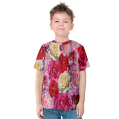 Bed Of Roses Kids  Cotton Tee